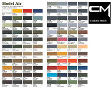 Vallejo Model Air Airbrush Paints Choose From Full Range Of 17ml Acrylics & More
