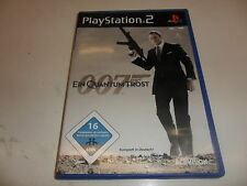 PlayStation 2 PS 2 james bond-un quantum consuelo