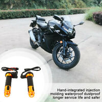 "Guidon Chaud Moto Moto 7/8 ""22mm pour Suzuki G"