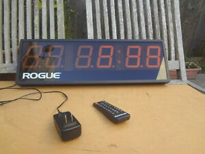 Rogue Fitness  Timer