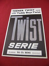 Partition Teener Twist & Teddy Boys Twist Frank Burns