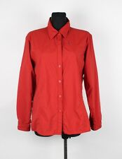 Fjallraven Mujer Camiseta roja talla L, AUTÉNTICO