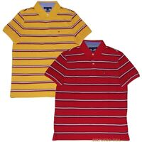 TOMMY HILFIGER Men's Short Sleeve POLO Tee Shirt T Shirt
