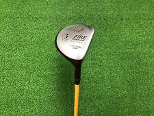 NICE Snake Eyes Golf FIRE FORGED 13.5* Fairway 3 WOOD Right RH Graphite REGULAR