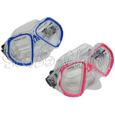 Scuba Diving Dive Comocean Kids Youth Snorkeling Silicone Mask
