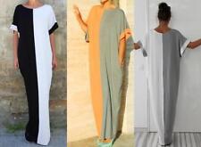 WHOLESALE BULK LOT 10 MIXED COLOUR SIZE Kaftan Maxi Dress Bikini Cover Up dr188