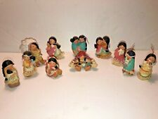 Friends Of The Feather Lot of 11 Figurines by Enesco