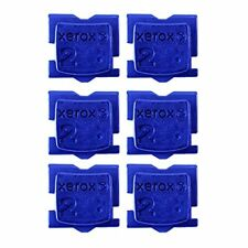"GENUINE XEROX ColorQube 8570 / 8580 CYAN ""6 PACK""  INK 108R00926"