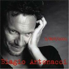 Biagio Antonacci - 9/Nov/2001 ( CD - Album - 2001 Edition )