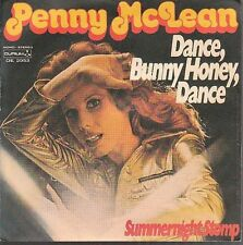 8068  PENNY MC LEAN  DANCE BUNNY HONEY DANCE