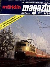 Marklin Magazine ed. DEU n°1 1991 - Tr.20