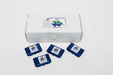 ORTHODONTIC DENTAL RELIEF WAX FOR BRACES GUM IRRITATION SPECIFY FLAVOR 50/BOX
