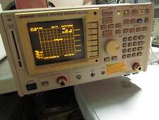 Advantest R3361CN Spectrum Analyzer 9 kHz to 2.6 GHz Tracking Generator 75 Ohms