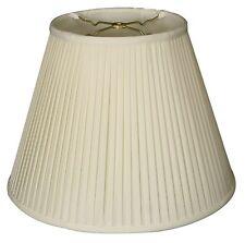 Deep Empire Side Pleat Lamp Shade (BS-728)