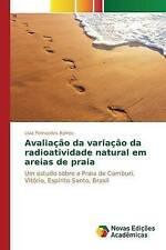 Avaliação da variação da radioatividade natural em areias de praia (Portuguese E