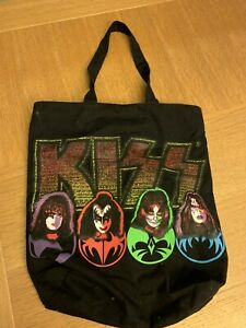 Kiss Offical 2011 Tote Bag New