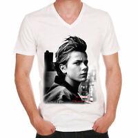 River Phoenix Rock Rebel Men t shirt homme, Manches Courtes, Coton blanc cadeau