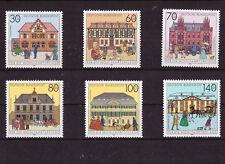 Bund Mi.Nr.1563-1568**Postfr.-alte Posthäuser Wohlfahrt 1991--ca.unter 15M€--948