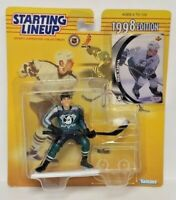 NEW Sealed 1998 STARTING LINEUP SLU NHL Hockey Paul Kariya Mighty Ducks Anaheim