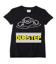 DUBSTEP DJ UNISEX KIDS T-SHIRT - Dub Step Childrens - All Size