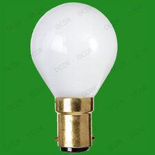 50x 60W Opale Incandescent à variation Rond Ampoules Eclairage Balle De Golf,SBC
