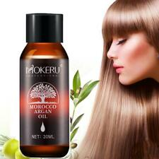 Pure Argan Oil Hair Care Nourish Scalp Treatment Smooth Damaged Dry Repair Hair