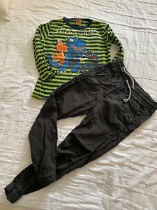 Kleidung ⭐️Junge⭐️ 2 Teile ⭐️Größe 122⭐️ u.a. h&m ⭐️gebraucht