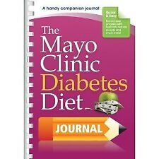 B006JRP2XS The Mayo Clinic Diabetes Diet Journal byClinic