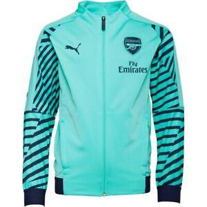 Arsenal London Trainingsjacke Jacke Training AFC Stadium Jacket Warmup S-XL NEU