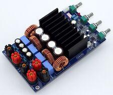 TAS5630 2.1 Class D 300W+150Wx2 Tone adjust power Amplifier completed board