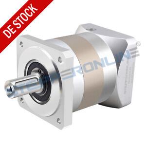 Nema 34 Planetengetriebe Gear Reducer Ratio 5:1/10:1/50:1 14mm Input Shaft