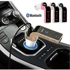 Handy G7 Bluetooth Car Kit Handsfree FM Transmitter Radio MP3 Player USB Charger