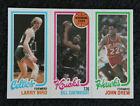 1980-81 Topps Basketball Cards 37