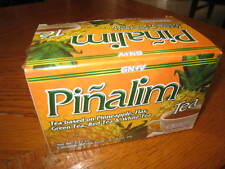 20 X .Pinalim Tea,  (Wholesale Case) 20 Boxes PINALIM TE .EXP 2025. DETOX. DIET