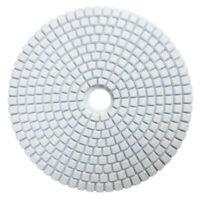 1X(5 inch 125mm Wet Diamond Polishing Pads Marble Granite Grits B7A3)