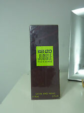 KENZO JUNGLE POUR HOMME LOTION AFTER SHAVE new in box SEALED 50ml Splash VTG