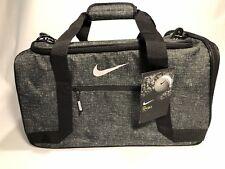 NIKE SPORT Duffle Bag Large Sports GRAY Golf/Gym/Football/Tennis GA0261-001