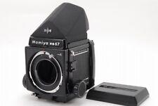 【EXC+++++】Mamiya RB67 PRO S Medium Format Camera Prism Finder From Japan #69
