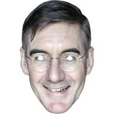 Jacob Rees-Mogg Celebridad político Tarjeta Máscara-todas nuestras máscaras son pre-corte!
