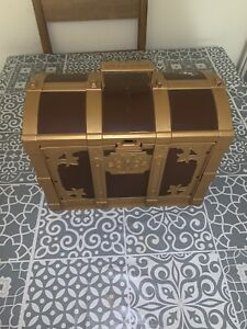 Playmobil Pirate Treasure Chest Carry Storage Case