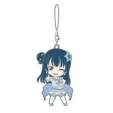 Love Live Sunshine Tsushima Yoshiko Aquarium Nendoroid Plus Rubber Phone Strap