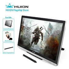Huion GT-220 v2 Silver Pen Display 21.5 Inch IPS HD Tablet Monitor 8192 Levels