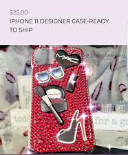 Apple iPhone 11 Designer Bling Case