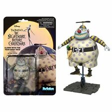 The Nightmare Before Christmas Clown Tear Away Face ReAction Retro Action Figure