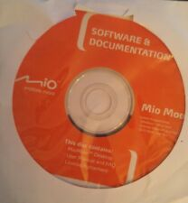 Mio Moov software disk