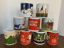 Vintage Taylor Mugs 1980 - Lot Of 9