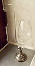 Ancienne Pipe à Cognac Alcool verre soufflée oenologie dégustation nectar vintag