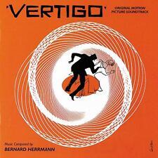 Bernard Herrmann: Vertigo - Original Soundtrack (Varese Sarabande CD)