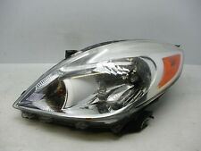 OEM 2012 2013 2014 Nissan Versa Left Headlight Halogen 26060-3AN0B