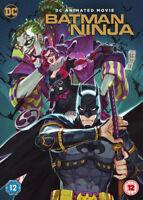 Batman Ninja DVD (2018) Junpei Mizusaki cert 12 ***NEW*** FREE Shipping, Save £s